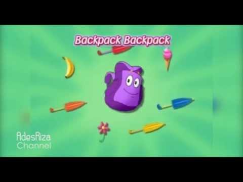 Dora The Explorer - Backpack Song