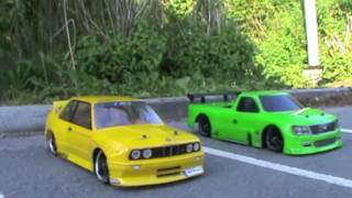 rc drift bmw e30