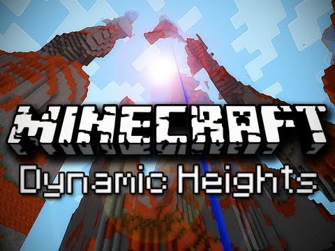 Minecraft Mods: 256 to 2048 Block High Worlds (Dynamic Height Mod)