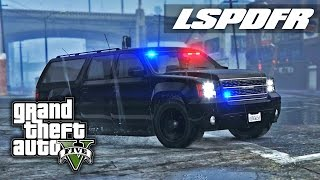 LSPDFR SP E09 - Terrible Weather
