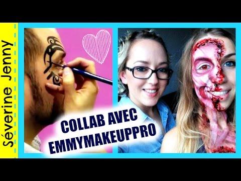SJ QDN? #3 Mon métier de maquilleuse & EmmyMakeupPro
