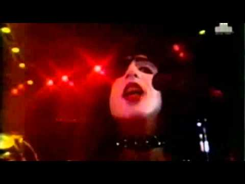 Kiss - I was made for lovin&#039; you -official video clip (HD)