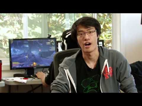 Team SoloMid reviews Corsair Vengeance and Corsair Raptor Gaming gear