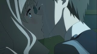 MITSURU AND KOKORO MAKES BABY SCENE (EP 17)- Darling in the FRANXX