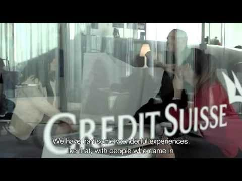 """Making-Of"" Video for Credit Suisse Annual Reporting 2013"