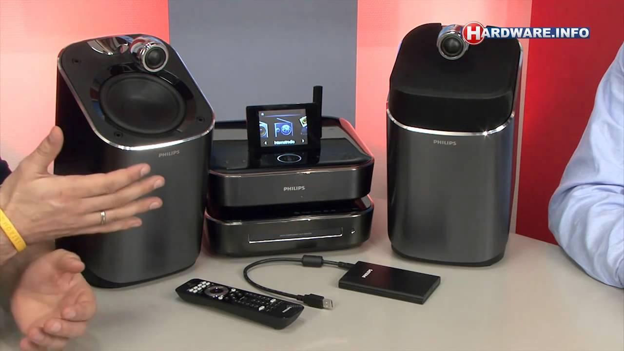 hardware info tv 198 1 3 philips streamium mci900 review. Black Bedroom Furniture Sets. Home Design Ideas