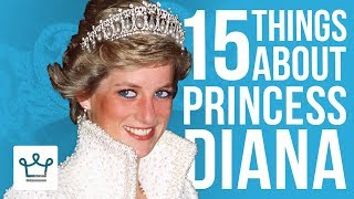 15 Things You Didn't Know About Princess Diana