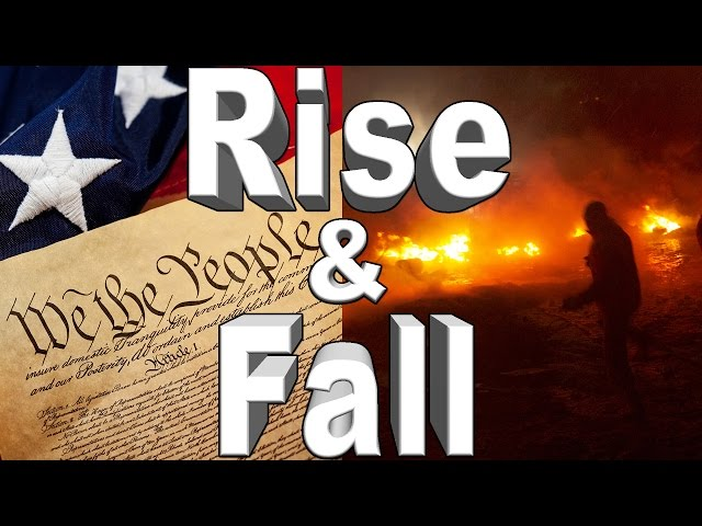 America's Rise and Fall | Jonathan Cahn