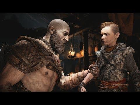 God of War (2018) Gameplay Walkthrough Part 1 - Father Son - PS4 Pro 4K thumbnail