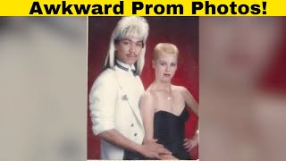 Embarrassing and Awkward Prom Pictures