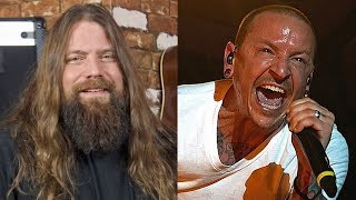 Lamb of God's Mark Morton: Chester Bennington Loved Getting Back to Metal Again