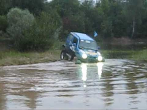 Swimming Jimny 4x4 Gustom Made