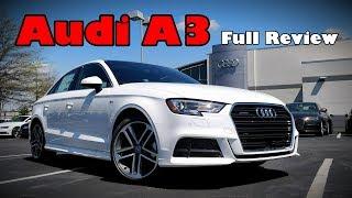 2018 Audi A3 Sedan: FULL REVIEW | Prestige, Premium Plus & Premium