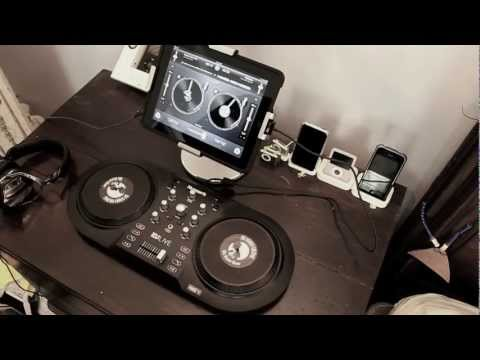 Effects in djay for iPad & IDJ Live by NUMARK
