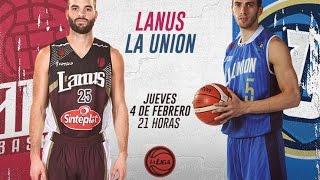 Ланус : Ла Унион