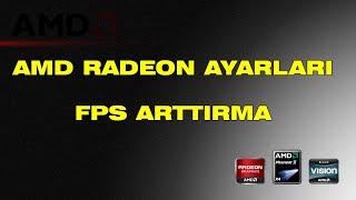 Laptoplar İçin AMD Ekran Kartı Ayarları 2017 ( FPS Arttırma,Harici Ekran Kartına Oyun Tanıtma )