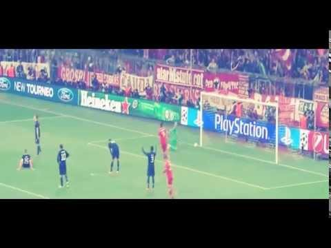 Arjen Robben Great Goal - Bayern Munich vs Manchester United 3-1 (HD)