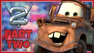 Cars - Cars 2 The Video-Game - Part 2 | Food For Mater (Gameplay Walkthough)