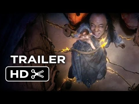 Journey To The West Official US Release Trailer (2014) - Stephen Chow Movie HD