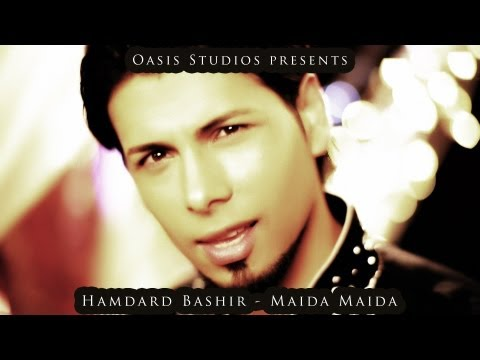 Hamdard Bashir - Maida Maida New Afghan Song 2014 video
