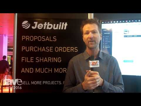 ISE 2016: Jetbuilt Announces Purchase Order Integration