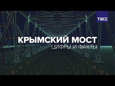 Крымский мост. Цифры и факты