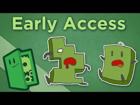 Extra Credits - Early Access - The Problem With Unfinished Games video