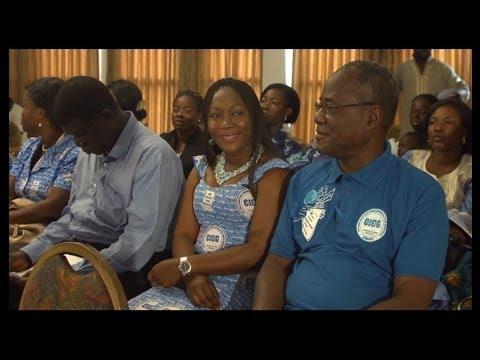High Impact Tourism Training in Ghana