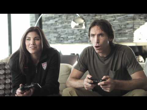 FIFA Soccer 12 Matchups: Steve Nash vs. Hope Solo