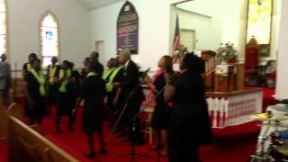 The Blood Still Works Friendship AME Church