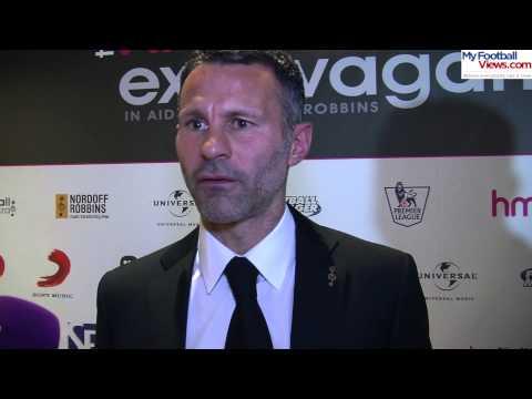 Man Utd assistant boss Ryan Giggs on working with Louis van Gaal & season so far