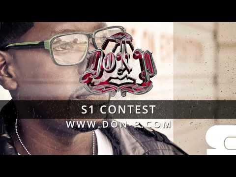 DON P - S1 contest instrumental (Rap r&b rnb hip-hop beat, bass, 808, nice m