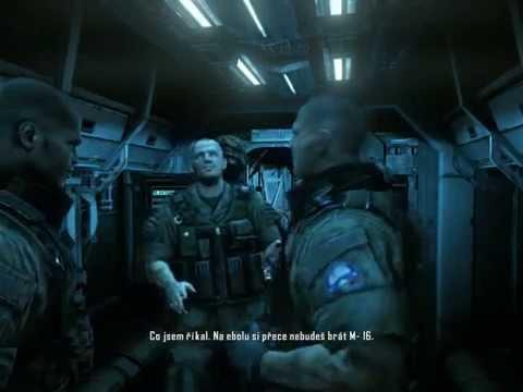 Crysis 2  EP.1 Jsem tak nenápadný...