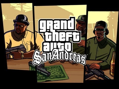 GTA San Andreas - Key to her Heart [PS2]