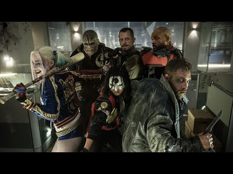 Suicide Squad - Official Trailer 1 [HD]