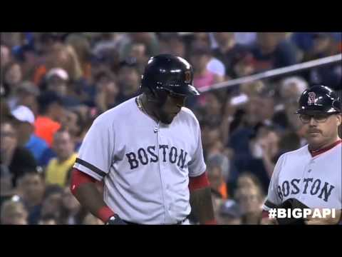 David Ortiz Official 2013 Highlights