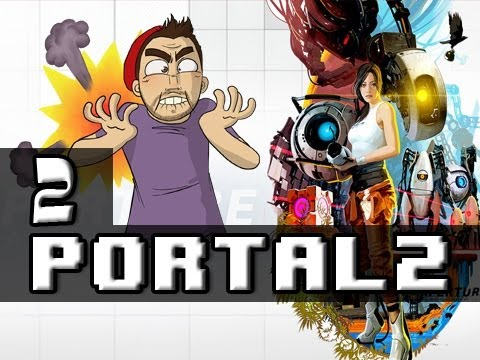 Portal 2 | Ep.2 | Why must you tease me Glados :(