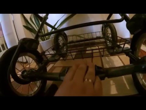 Ремонт тормоза на коляске своими руками