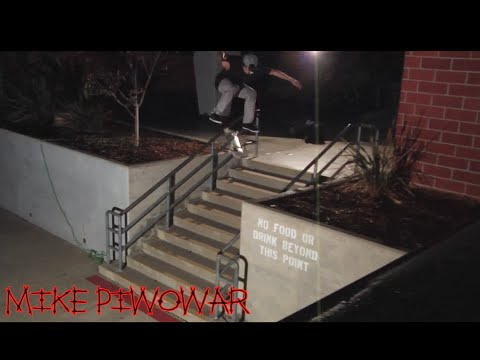 SwitchMade Renegade Mike Piwowar 10 stair destruction!