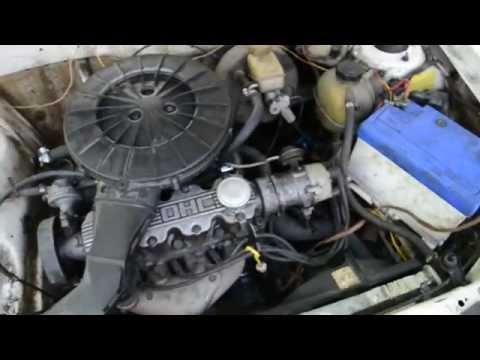 Как сделать двигатель в опеле кадете