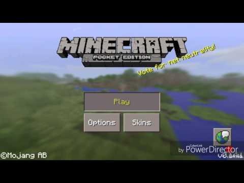 Minecraft PE - Двойно оцеляване - Еп.1 [ Началото ]