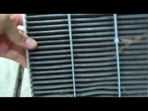 How To: Change Cabin Air Filter (Evo 8/9 and Hot Asian Girl)