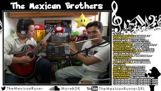 The Mexican Brothers in Concert - Battletoads (Intro & Arctic Caverns)