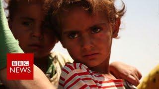 EXCLUSIVE : Inside Islamic State 'capital' Raqqa - BBC News