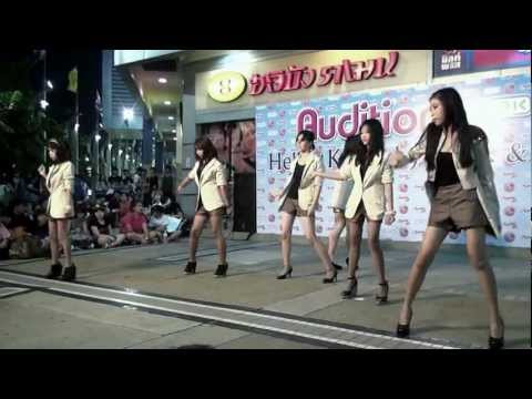 [130328] Eg.g Cover T-ara (티아라) :: Day By Day  Audition Hello! Korea 2013 video