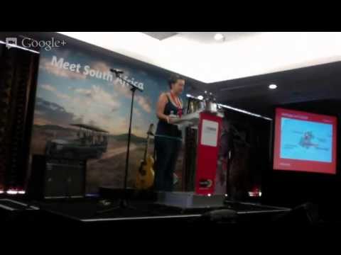 INDABA 2013 - Speed Marketing: Heritage and Culture in South Africa