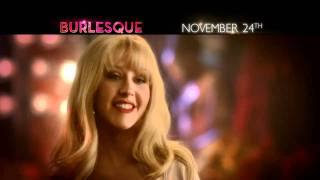 BURLESQUE - Watch the latest spot (promo)