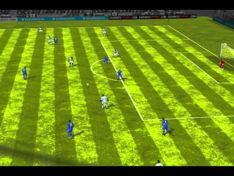 FIFA 14 iPhone/iPad - Catamarca Juniors vs. Uni. de Chile