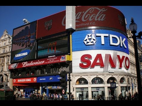 Explore Piccadilly Circus - London: Video Travel Guide