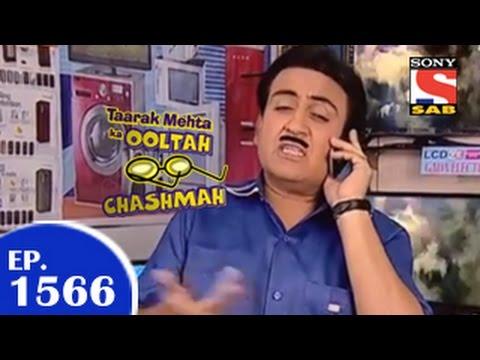 Taarak Mehta Ka Ooltah Chashmah - तारक मेहता - Episode 1566 - 18th December 2014 video